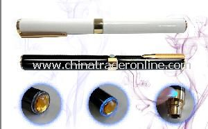 Pen-Like Light Ring Electronic Cigarette