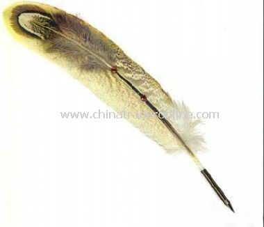 Feather Pen from China