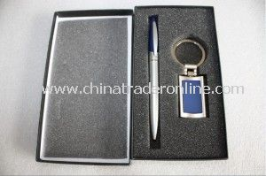 Stationery Gift Set/Pen & Keyring Gift Sets