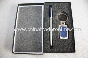 Stationery Gift Set/Pen & Keyring Gift Sets from China