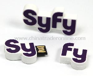 A-2741 Syfy Logo USB Disk Memory