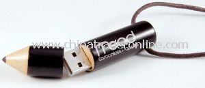 Pencil Custom USB Flash Memory from China