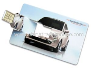 Pendrive Memory Stick Pen Drive Credit Business Card USB