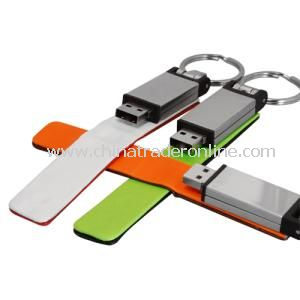 Plastic 4GB USB Flash Memory