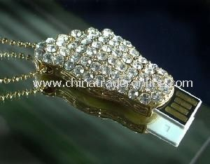 USB Flash Drive Jewelry USB Memory, Pen Drive, Shoes Shape USB