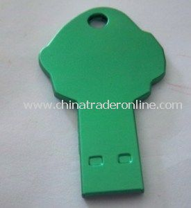 Waterproof Key USB Pen Driver Full Memory from China