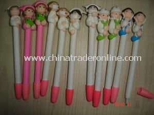 Doctor Shaped Novelty Promotional Pen from China