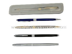 Elegant Metal Ball Pen with Logo