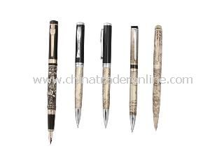 High Fashion Style Logo Pen