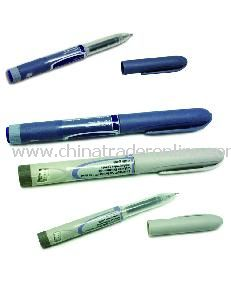 Insulin-Pen Shaped Gel Pen