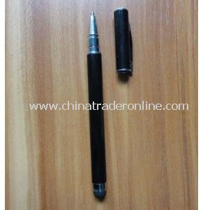 New Design Metal Touch Pen for iPhone with Logo, OEM Are Accepted, Customized Are Welcomed