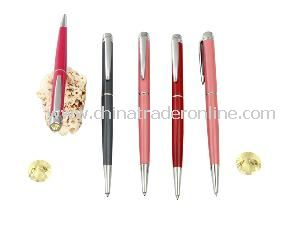 Elegent High Fashion Style Metal Pen