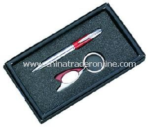 Gift Sets (Ball Pen + Key Chain)