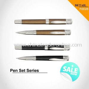 Heavy Metal Ball Pen&Roller Pen with Special Design