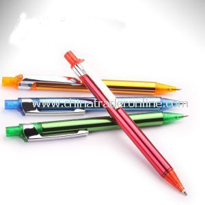 New Design Promotion Metal Ballpoint Pen