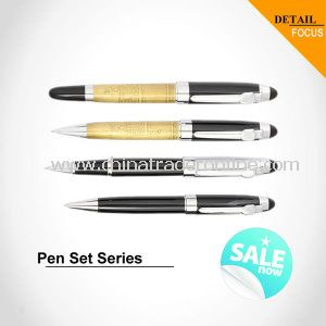 Top Grade Acrylic Elegant Fountain Pen