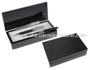 Elegant Wooden Pen Packaging Box from China