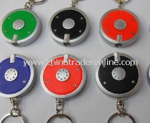 Rould LED Keychain Light, LED Flashlight Keychain