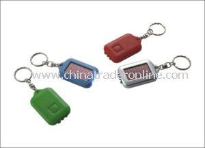 Solar LED Keychain from China