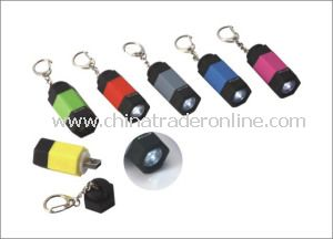 USB Charge LED Keychain