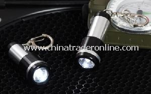 LED Keychain Flashlight/LED Keychain Torch/LED Torch Light