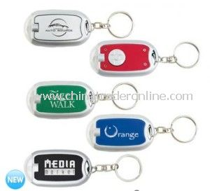 Promotion LED Lights Keychain