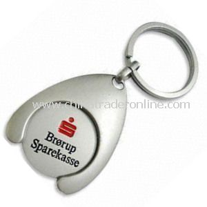 Metal Keychain from China