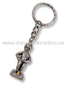 Souvenir Metal Keychain