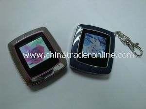 Digital Photo Keychains, Made of Eco-Friendly Material, Various Designs Welcomed, OEM Order Are Accepted