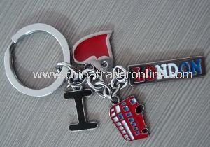 London Olympic Promotional Keychain