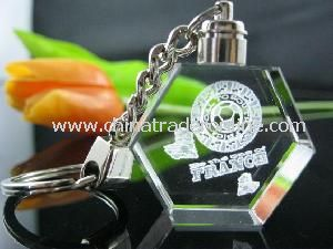 Promotional Crystal Keychain