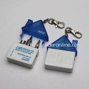 Promotional Multi Mini Tool Keychain