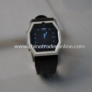 LED Touch Screen GSM Smart Phone Watch for Valentines Lovers and Couples