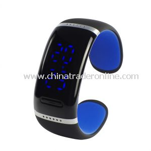 2014 Stylish LED Wrist Bluetooth Bracelet Smart Watch