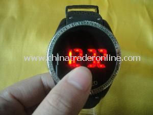 Fashion Cool LED Touch Screen Sport Watch