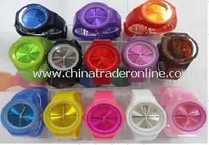 Jelly LED Watch