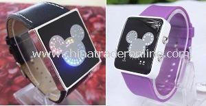 Stylish Flash LED Watches