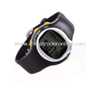 Boust Calories Counter Pulse Heart Rate Monitor Fitness Watch