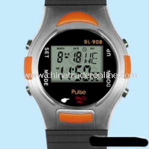 Pulse Rate Watch from China
