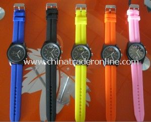 Colorful Promotional Watch with High Quality from China
