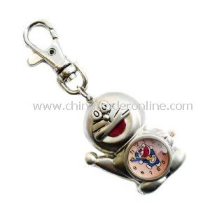 Fashion Keychain Watches, Available in Various Colors, Ideal for Promotional Purposes, OEM Order Are Accepted