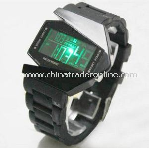 Promotional Customized Silicone LED Touch Screen Digital Watches
