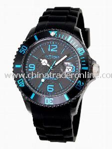 Promotional Watch with Japan Movt / 5ATM / No MOQ / 48mm