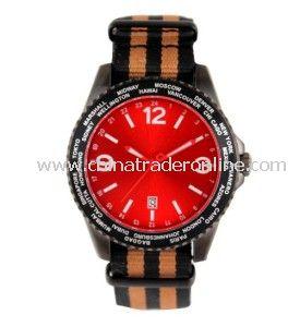 Top Quality Fashion Customized Logo Japan Movt Promotional Watch, Sports Watch, Mens Watch, Womens Watch