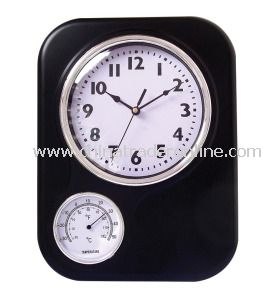 2013 Colorful Weather Station Wall Clocks