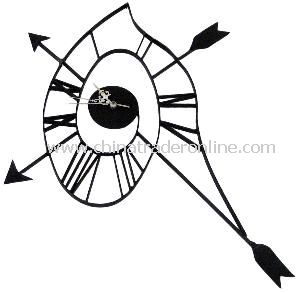 Iron Artistic Wall Clock
