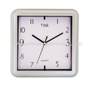 Square Wall Clock from China