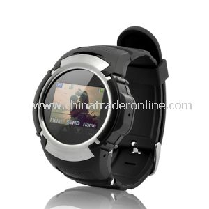 Digital Watch Phone - Multimedia Mobile Phone Watch with Bluetooth from China