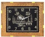 Muslim/Azan Style Plastic Wall Clock from China