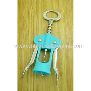 Corkscrews Wine Opener, Made of Stainless Steel, Easy to Open Bottles, OEM Order Are Welcome